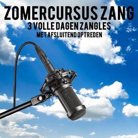 Anne Ermens i.s.m. Jacobiberg, Zomercursus Zang 2011