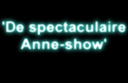 De Spectaculaire-Anne-Show, 2012, logo