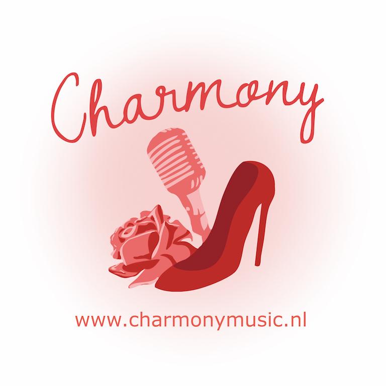 Charmony, Roze Logo Klein