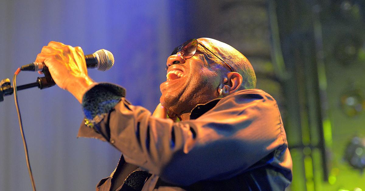 Backing Vocals Otis Redding III in Nederland