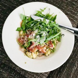 Recept, Pasta Pollo a la Julia & Anne