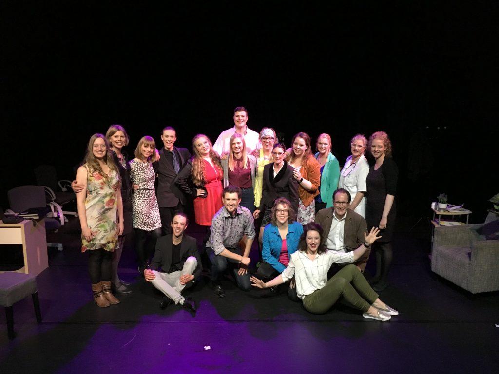 Musicalgroep Jabber, Naar de top zonder knappe kop, 2018