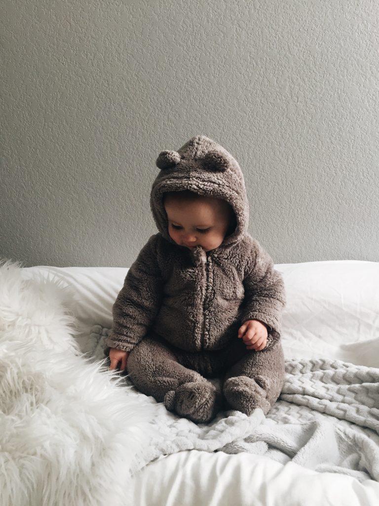 Grote Stappen, Baby in Berenpak
