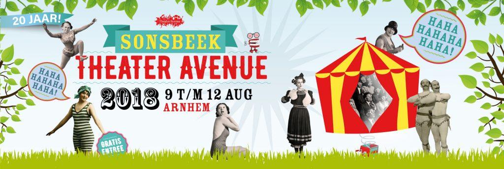 Sonsbeek Theater Avenue, Zeemeerminnen, 2018