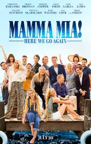 Ladies Night, Mamma Mia, Here We Go Again