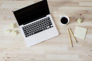 Productief, Wisseldag, Laptop, Koffie Photo by Lauren Mancke on Unsplash