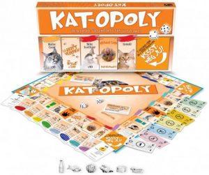 Cadeaus voor Kattenvrouwtjes, Katopoly, plaatje via Bol