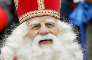 Sinterklaas, Gedicht voor Sinterklaas