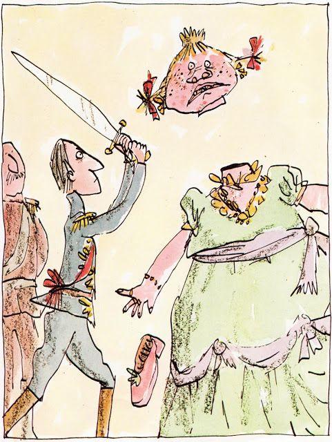 Assepoester van Roald Dahl