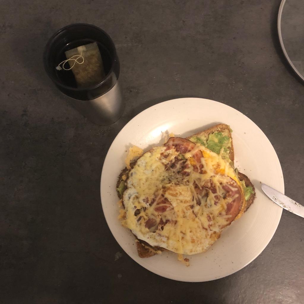 Goed ontbijt in slechte tijden