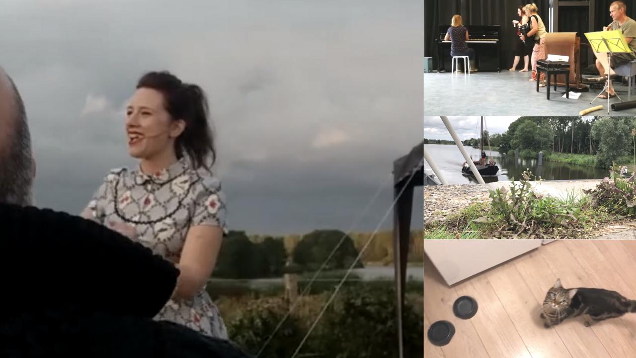 Mijn eerste Vlog, Zeevrouwen de Musical, Week 31