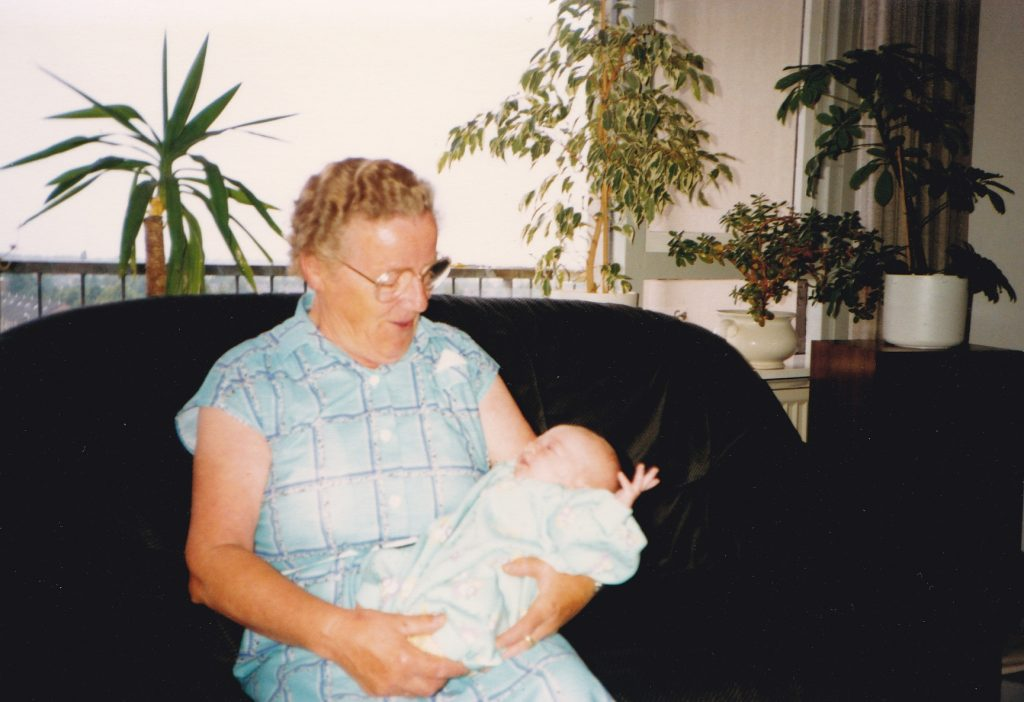 Oma, Lijstje 31 Dingen die ik niet had willen missen voor mijn 31e