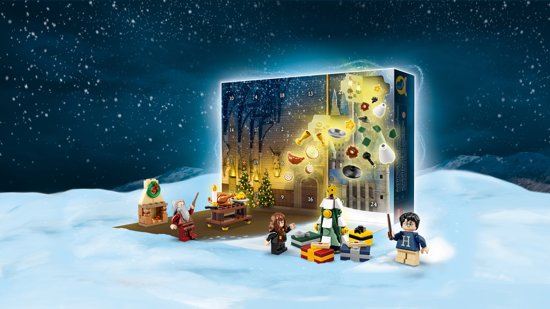 Adventskalenders 2019, Harry Potter Lego