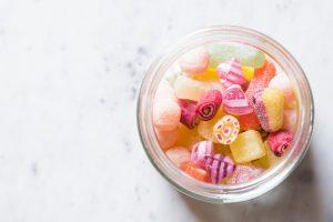 Stoppen met Suiker, Snoep, Photo by Joanna Kosinska on Unsplash