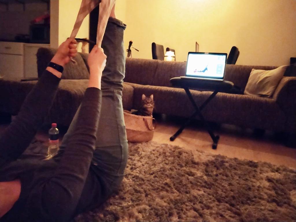 Kayut Yoga Live Stream, Week 12