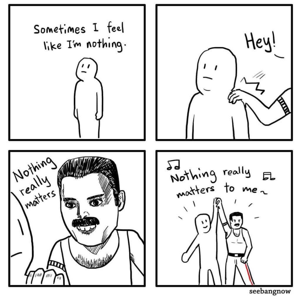 Meme, Freddie, Augustus 2019