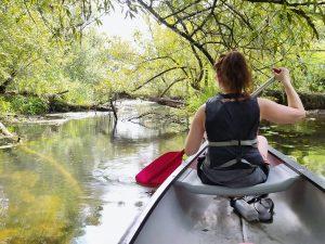 Anne in de kano, Week 33