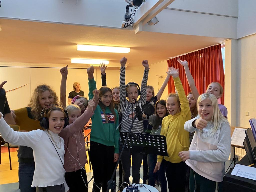 Workshop Zingen, Kinderfeestje, Week 41
