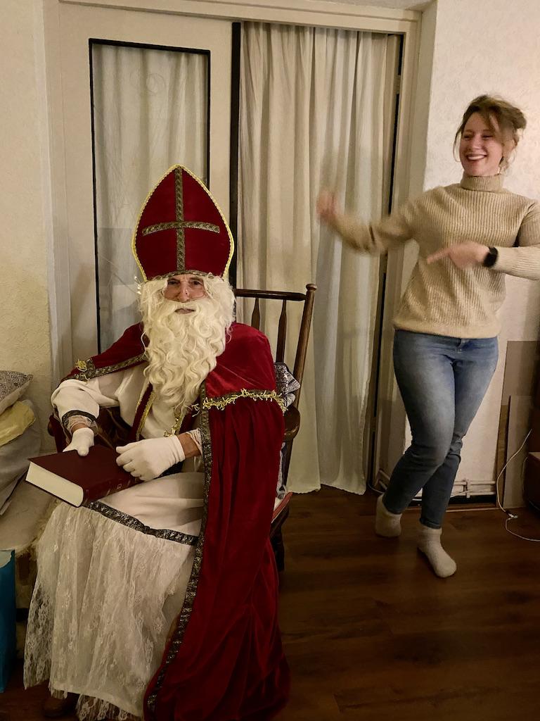 Sinterklaas, Week 49, 2020