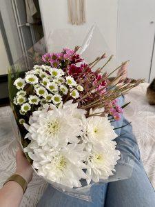 Goed-maak-bloemen, dagboekstukjes juni 2021